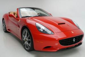 2013 Ferrari California 2DR CONV Photo