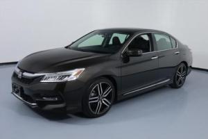 2016 Honda Accord TOURING SUNROOF NAV HTD LEATHER