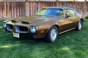 1971 Pontiac Firebird FORMULA 400