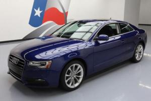 2013 Audi A5 2.0T QUATTRO PREM COUPE AWD SUNROOF
