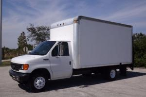 2005 Ford E-Series Van Box Truck 14ft
