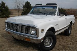 Chevrolet: Blazer K5 CST | eBay Photo