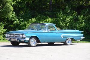 1960 Chevrolet El Camino Truck | eBay Photo