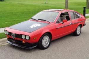 1979 Alfa Romeo Alfetta GTV Photo