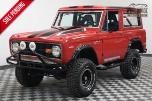 1969 Ford Bronco FULLY RESTORED. LIFTED 4X4 351W V8 STUNNING