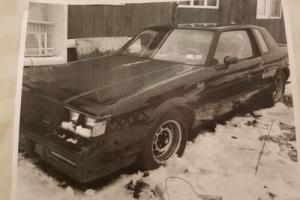 1987 Buick Grand National Regal Photo