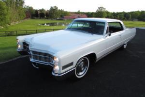 1966 Cadillac DeVille Coupe De Ville