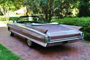 1962 Cadillac Eldorado Biarritz Convertible Simply Stunning! Factory Air Photo