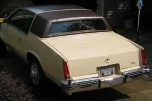 1979 Cadillac Eldorado