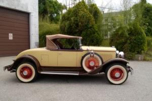 1929 Chrysler 75 Roadster