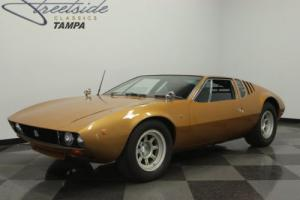 1969 De Tomaso Mangusta for Sale