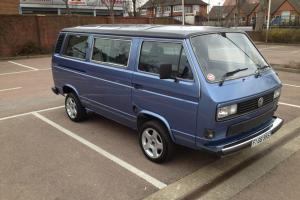 VW Caravelle T25 T3 Subaru engine 3.3 Flat 6  Photo