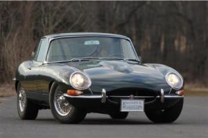 1963 Jaguar E-Type XKE Series 1