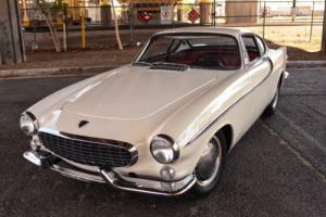 1962 Volvo P1800 P1800