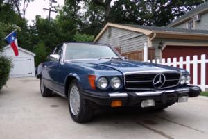 1982 Mercedes-Benz SL-Class