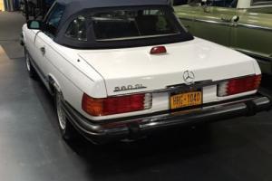 1987 Mercedes-Benz C-Class