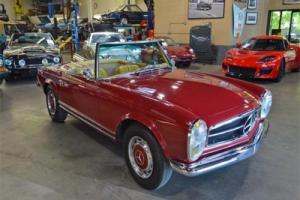 1964 Mercedes-Benz 230 SL -- Photo