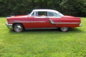 1955 Mercury @ door Hardtop Montclair