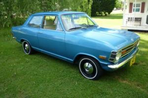 1970 Opel Omega Model 31