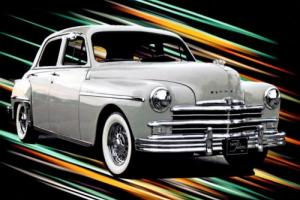1949 Plymouth DELUXE Photo