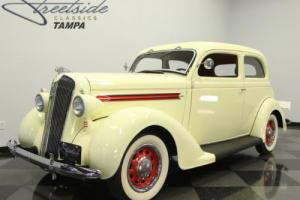 1936 Plymouth 2 Door Touring Sedan