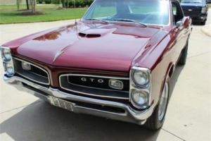 1966 Pontiac GTO -- Photo