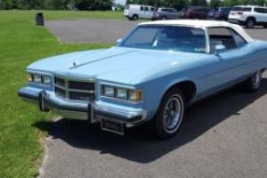 1975 Pontiac Grandville Broughm Convertible Photo
