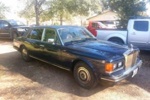 1988 Rolls-Royce Other Silver Spur