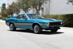 1970 Shelby GT350 -- Photo