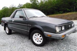 1986 Subaru Other GL