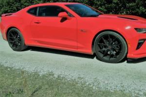 2016 Chevrolet Camaro fireball 700