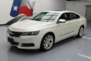 2014 Chevrolet Impala LTZ PANO ROOF HTD LEATHER NAV