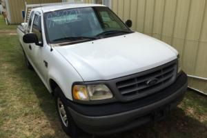 2002 Ford F-150 7700