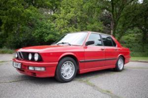 1987 BMW 5-Series