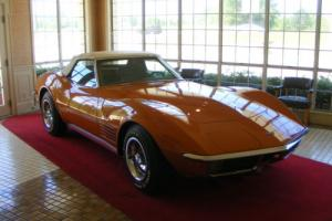 1971 Chevrolet Corvette Convertible
