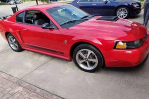 2004 Ford Mustang