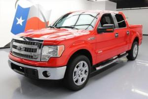 2014 Ford F-150 XLT ECOBOOST TEXAS ED LEATHER 20'S