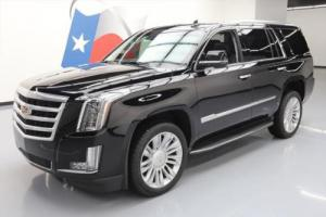 2016 Cadillac Escalade LUXURY SUNROOF NAV HUD 22'S