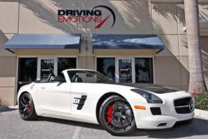 2015 Mercedes-Benz SLS AMG GT Final Edition Roadster