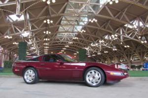 1993 Chevrolet Corvette 40th & Z07