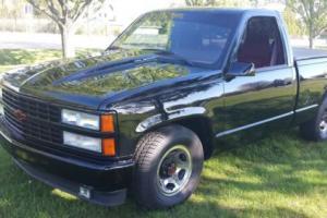 1990 Chevrolet C/K Pickup 1500 SS 454 /Pickup