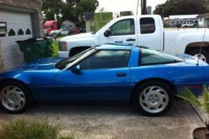 1992 Chevrolet Corvette coupe
