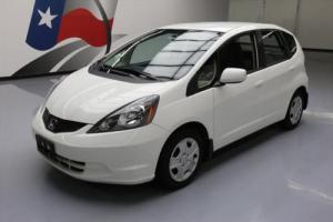2013 Honda Fit HATCHBACK AUTOMATIC KEYLESS ENTRY