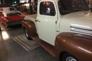 1948 Ford F-100 --
