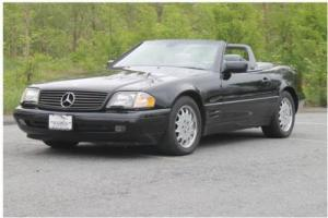 1997 Mercedes-Benz 500-Series