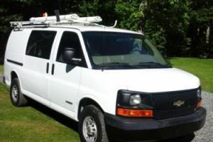 2005 Chevrolet Express 3/4 ton