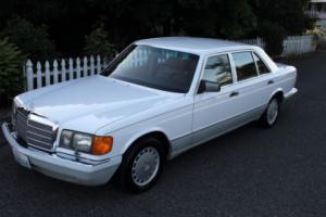 1991 Mercedes-Benz 400-Series