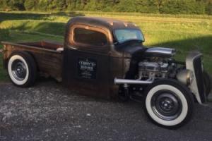 1937 Chevrolet Rat rod