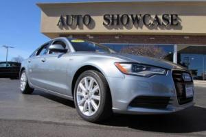 2013 Audi A6 Premium Plus Navigation