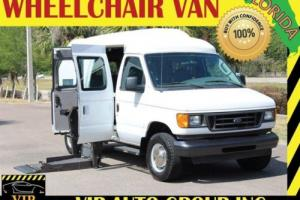 2003 Ford E-Series Van
